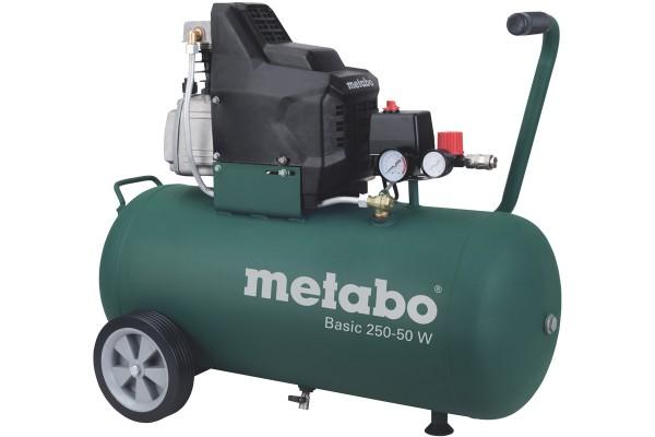 metabo kompressor basic 250 50 w 601534000 karton cbdirekt profi shop f r werkzeug. Black Bedroom Furniture Sets. Home Design Ideas