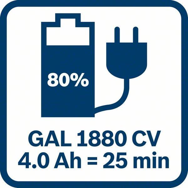 BOSCH AKKU-BOHRSCHRAUBER GSR 18 V-60 C 2 x 5AH lithium ION battery L-BOXX  06019 G 1101