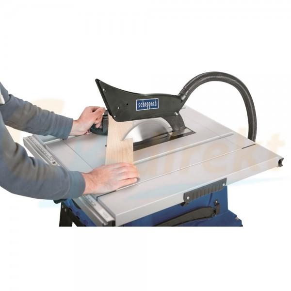 scheppach tischkreiss ge hs105 2000 watt m tischverbreiterung l ngsanschlag ebay. Black Bedroom Furniture Sets. Home Design Ideas